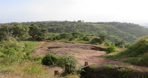 Visit historic Lalibela Churches during your next trip to Ethiopia.