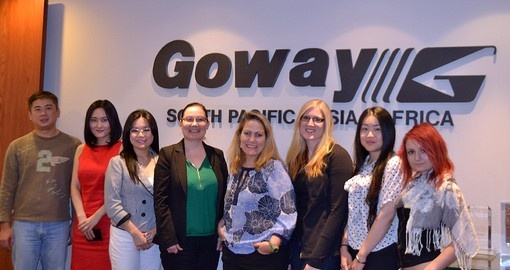 Some of Goway's Asia Experts