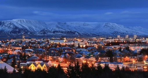 Explore the capital of Iceland Reykjavik on your next Iceland vacations.