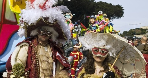 International Carnival of Malta