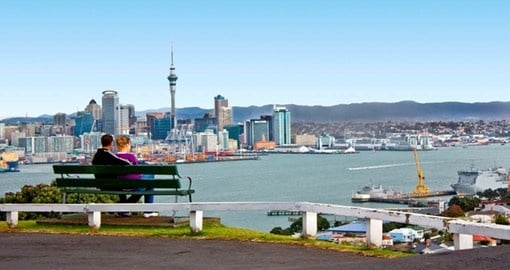 Begin your New Zealand Vacation with A Taste of Auckland, New Zealand's largest city