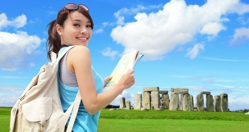 Discover Stonehenge and mysterious natures beauty during your next England vacations.