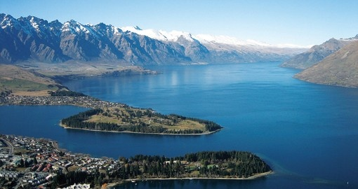 Explore Queenstown the vineyards town during your next New Zealand vacations.
