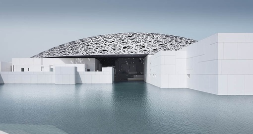 Explore the Louvre Abu Dhabi on your Abu Dhabi vacation