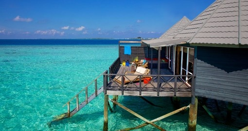 Maldives Escape Including Airfare Maldives Vacation Goway