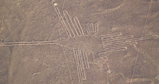 Fly over the Nazca lines on your Peru Vacation