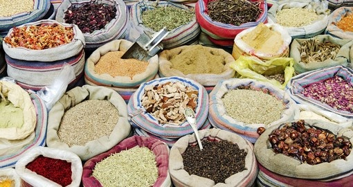 Spices in Cairo