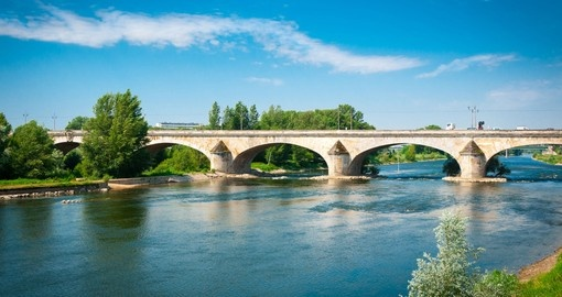 Experience the longest river in France La Loire on your next trip to France.