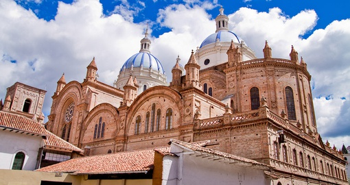 Tour Cuenca on your Ecuador vacation