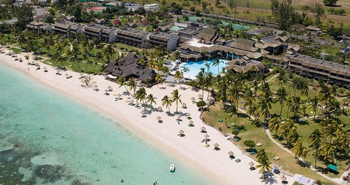 Enjoy luxury accommodation on your trip to Mauritius