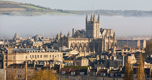 This historic city of Bath