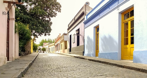 Visit historic Colonia on your Uruguay Vacation