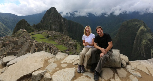 Get the classic Machu Picchu picture on your Peru tour
