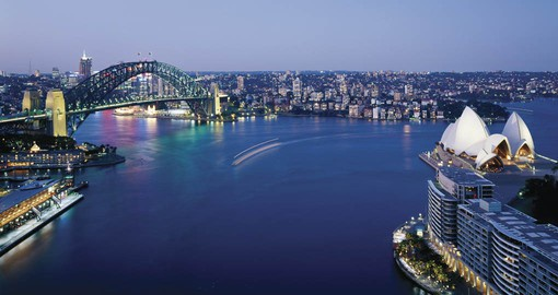 There is no better place to begin your Australia Vacation than Sydney
