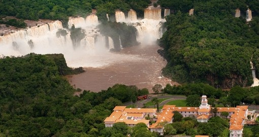 Stay in luxurious accommodation on your Brazil Tour