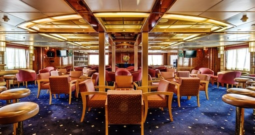 Sea Spirit Club Lounge
