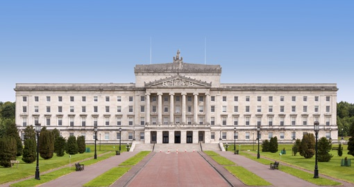 Northern Ireland Parliament and Government, Stormont, Belfast