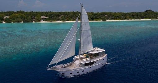 Soneva In Aqua your private yacht in the Maldives