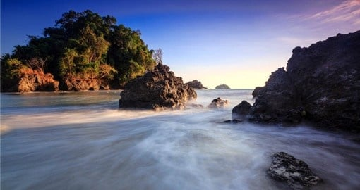 Magnificent beaches can be enjoyed on your Costa Rica Vacation Package