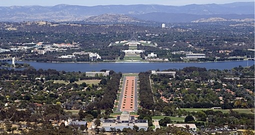 Canberra - Capital of Australia