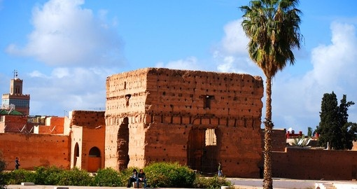 Old Citadel in Morocco