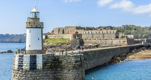 Visit Guernsey beautiful island on your next England vacations.