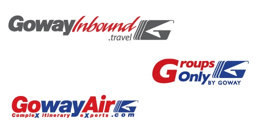 "Goway Family brands that feature the ""Flying G"""