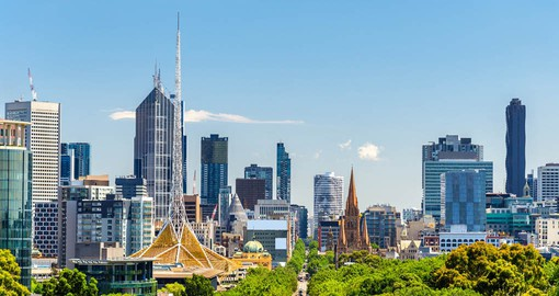 Consistently rated as one of the world's most livable cities, Melbourne is Australia's culinary capital