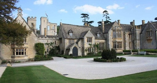 Discover Ellenborough Park during your next trip England