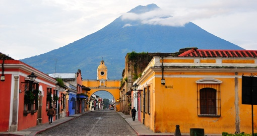Explore Antigua  on your Guatemala Vacation