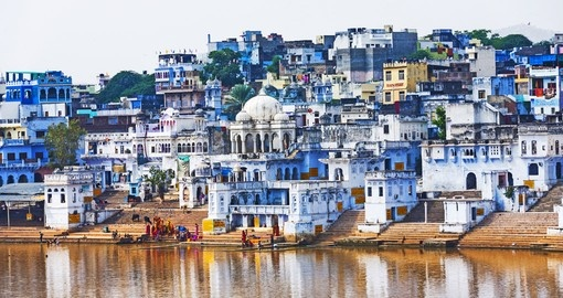 Explore City of Pushkar during your next