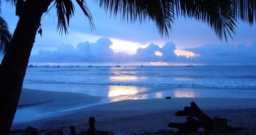 Stroll idyllic beaches on your Costa Rica vacation