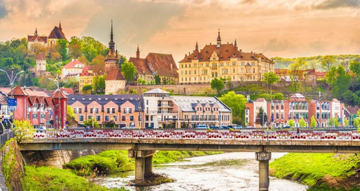 The origins of Sighisoara city go back to the Roman times