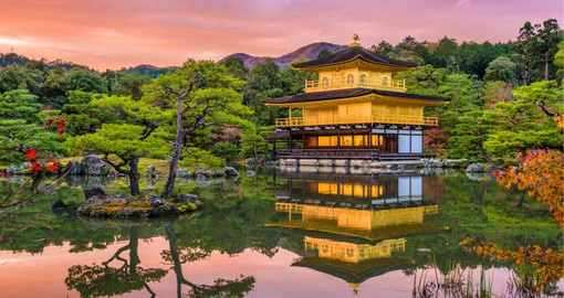 Visit historic Kyoto on your trip to Japan