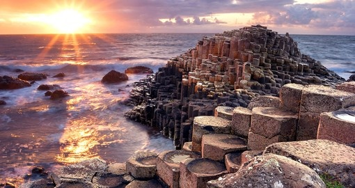 Experience Giants Causeway on your next Ireland Tours