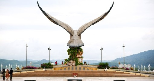 The symbol of Langkawi