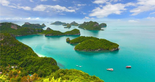 Soak up the sun on Paradise Island on your Thailand vacation