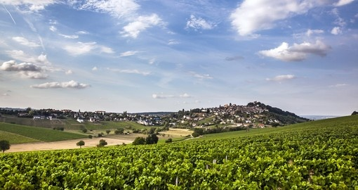Explore Sancerre, France on your next France Vacations.