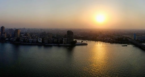 Cruises on the historic Nile River - An unparalleled adventure on your Egypt vacation.