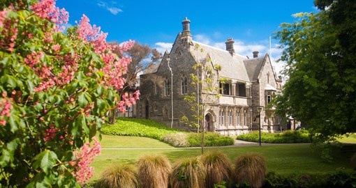 Learn about history and culture at the Canterbury Provincial Council during your Trip to New Zealand.