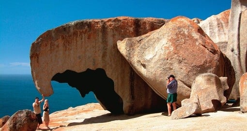 Visit the Remarkable Rocks of Flinders National Park on your Australia Vacation