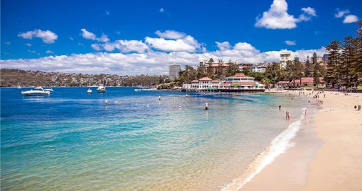 Experience Manly Beach on you next trip to Australia