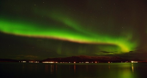 Iceland is one of the places in the world you might be able to see one of the natures true wonders The Northern Lights
