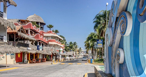 Enjoy a slower pace on your Mexican vacation