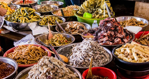 Every Cambodia tour should include some local dishes