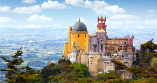 Discover Pena National Palace, Sintra, Portugal