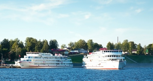 Explore Russia on a River Cruise