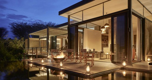 Sanctuary Retreats safari lodges provide guests with authenticity and natural luxury