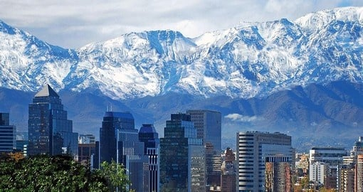 Discover Santiago on your next trip to Chile.