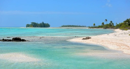 Visit Tikehau atoll on your trip to Tahiti